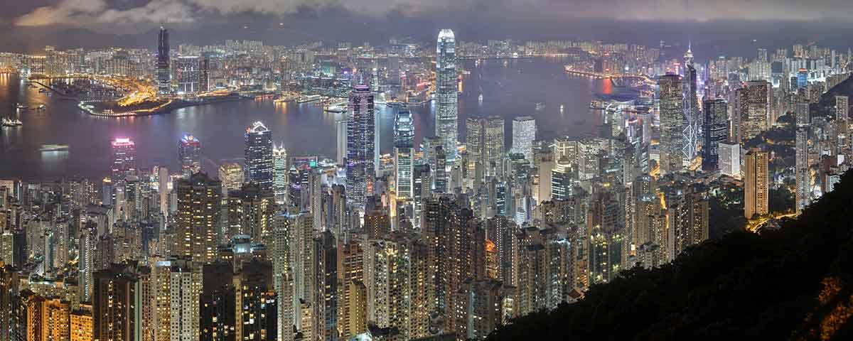 Hong Kong: Exposition Opus Focus